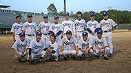 趣味の会「野球」のイメージ写真
